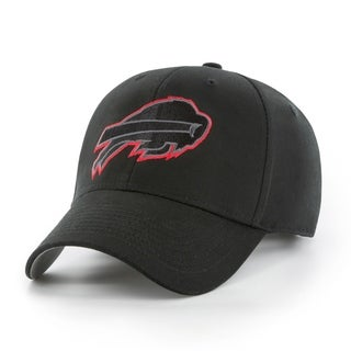 NFL Buffalo Bills Black Classic Adjustable Hat