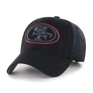 NFL San Francisco 49Ers Black Classic Adjustable Hat