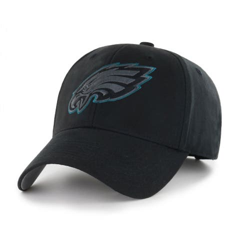NFL Philadelphia Eagles Black Classic Adjustable Hat