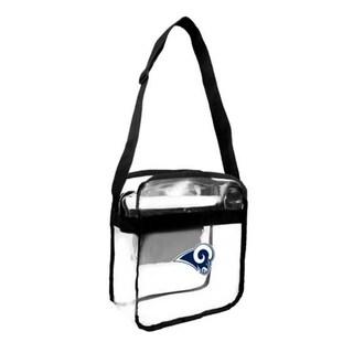 NFL Los Angeles Rams Clear Carryall Cross Gameday Bag