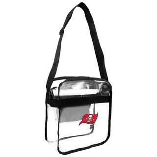 NFL Tampa Bay Buccaneers Clear Carryall Cross Gameday Bag