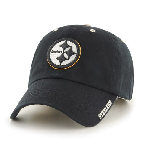 NFL Pittsburgh Steelers Ice Adjustable Hat
