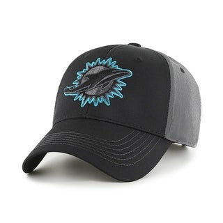NFL Miami Dolphins Blackball Adjustable Hat