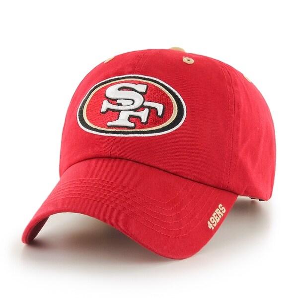 fe4b56a0 NFL San Francisco 49ers Ice Adjustable Hat