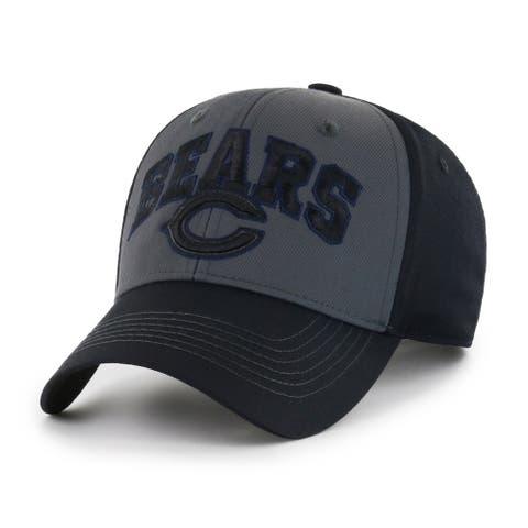 NFL Chicago Bears Blackball Script Adjustable Hat