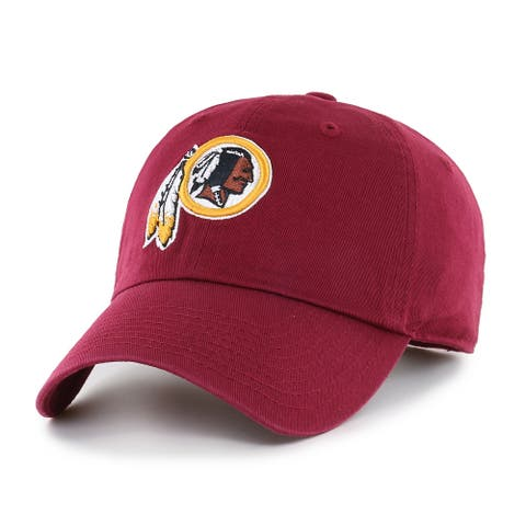 NFL Washington Redskins Clean Up Adjustable Hat