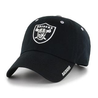 NFL Oakland Raiders Ice Adjustable Hat