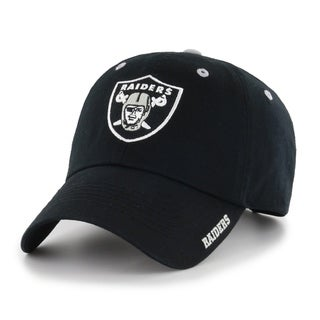 NFL Oakland Raiders Ice Adjustable Hat