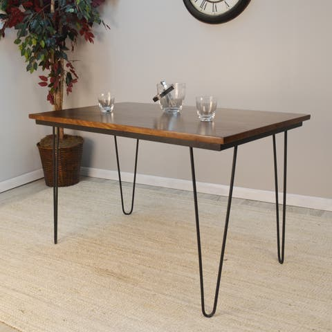 Buy Iron Kitchen Dining Room Tables Online At Overstock
