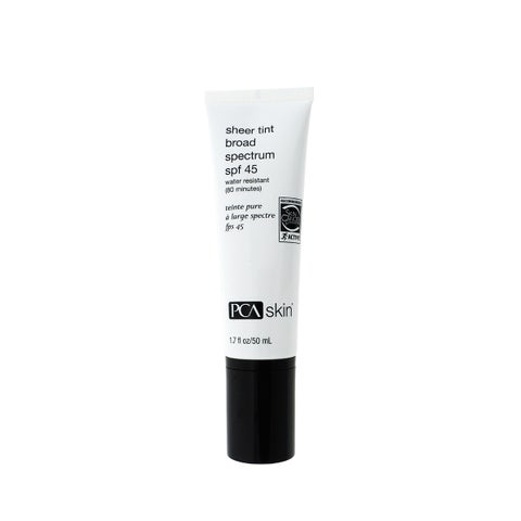 PCA Skin Sheer Tint 1.7-ounce Broad Spectrum SPF 45