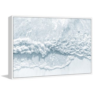 Marmont Hill - Handmade Bubble Bath Floater Framed Print on Canvas