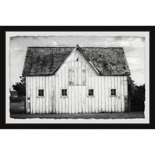 Marmont Hill - Handmade Grange Blanche Framed Print