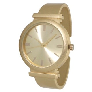 Link to Olivia Pratt Matte Bangle Watch Similar Items in Women's Watches