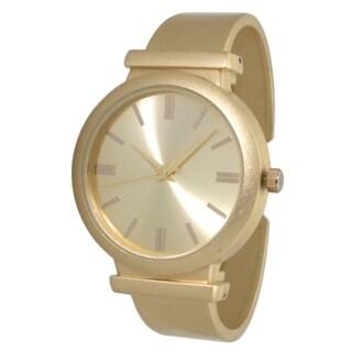 Olivia Pratt Matte Bangle Watch - One size