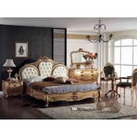 Buy Queen Size Gold Bedroom Sets Online at Overstock | Our ...