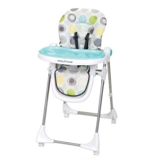 Baby Trend Aspen LX High Chair, Mod Dot
