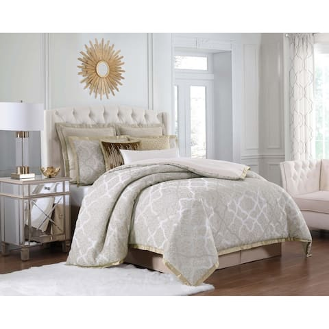 Charisma Paloma 4 Piece Duvet Cover Set