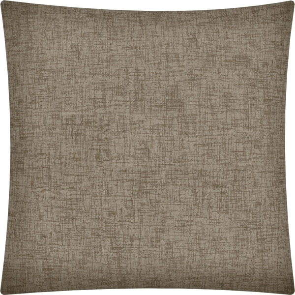 Shop Joita Weave Light Taupe Indoor Outdoor Pillow Sewn Closure