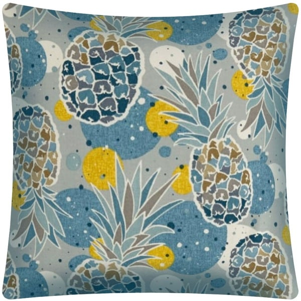 Shop Hawakki Indoor Outdoor Pillow Sewn Closure Free Shipping
