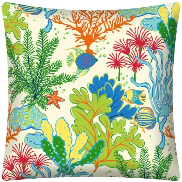 Shop Joita Splim Splam Indoor Outdoor Pillow Sewn Closure On