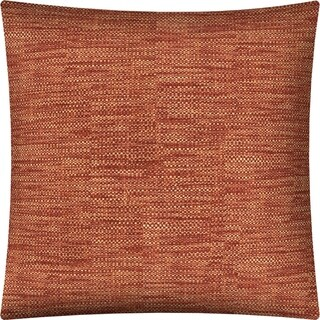 Joita BOHO SEA Burnt Red Indoor/Outdoor - Zippered Pillow Cover