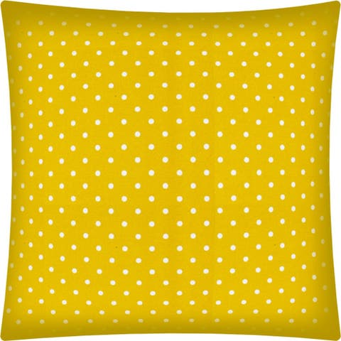 Joita DINER DOT Pineapple Indoor/Outdoor - Zippered Pillow Cover