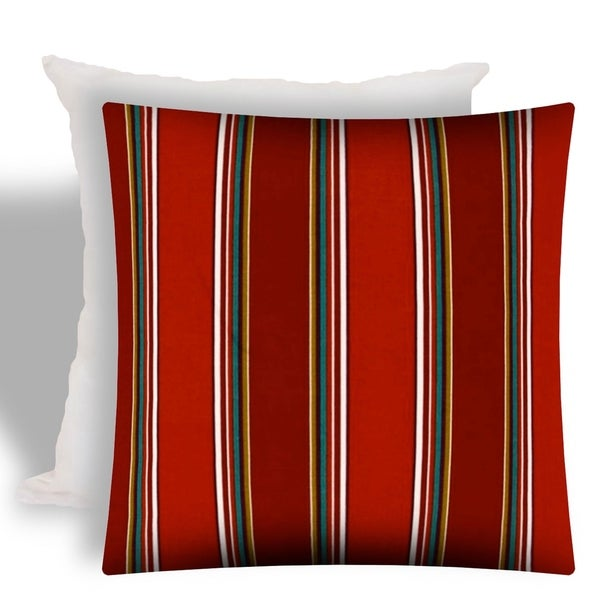 Joita Sierra Indoor Outdoor Zippered Pillow Cover With Insert On Free Shipping Today 23136059