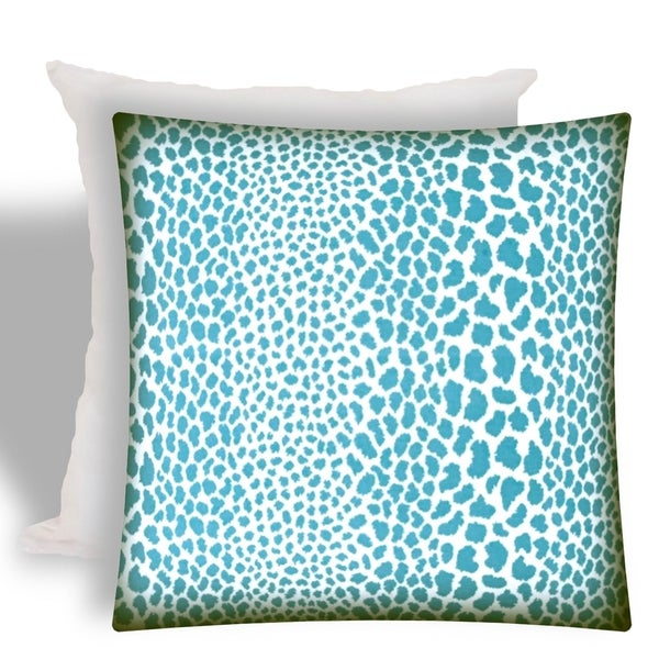 Shop Joita Leop Indoor Outdoor Zippered Pillow Cover With Insert