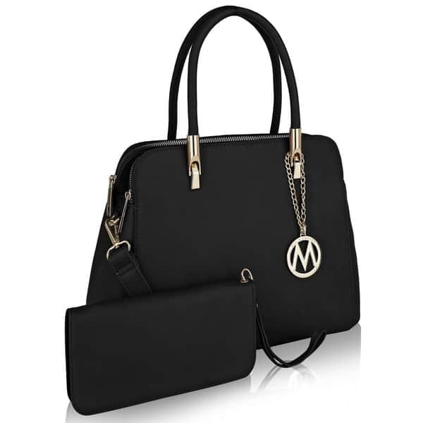 6cbbd13bceae Shop MKF Collection Mirella Top Handle Satchel with Wallet by Mia K ...