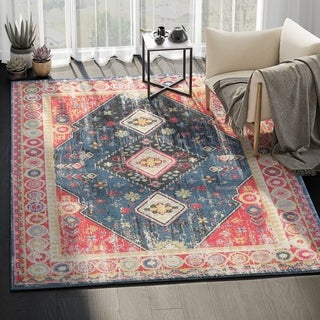 Catalina Vintage Abstract Indoor Rug