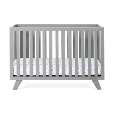 Forever Eclectic SOHO 4-in-1 Convertible Crib, Cool Gray - N/A