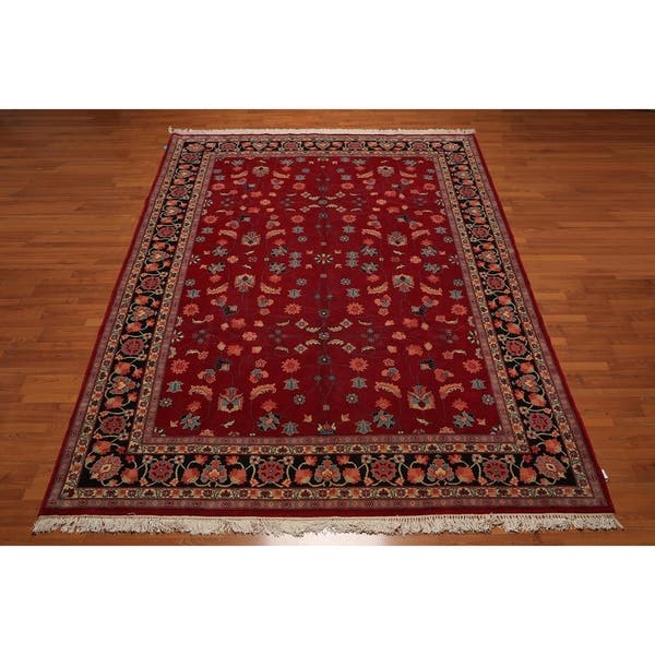 Hand Knotted Persian Oriental Area Rug