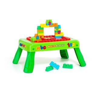 Molto 20-Piece Block Table