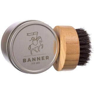 Premium Beard Grooming Brush