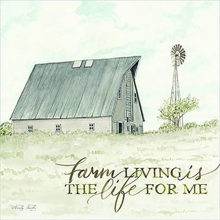 Decorative Wall Sign- Farm Living
