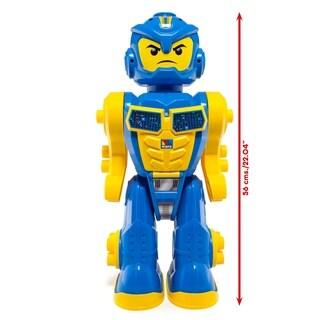 Molto 15-Piece Robot Transformer Block Set