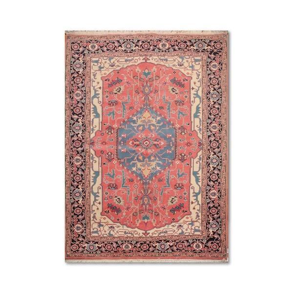 Shop Serapi Romanian Hand Knotted Persian Oriental Area Rug