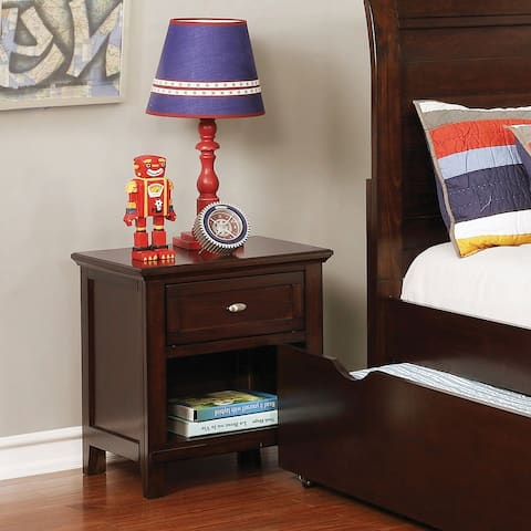 Copper Grove Dospat 1-drawer Nightstand