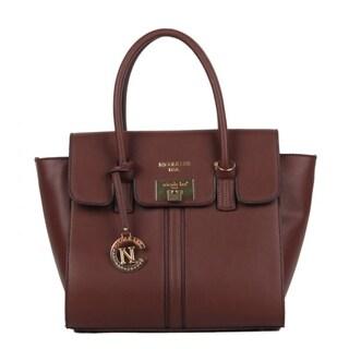 Nicole Lee Marit Flap Top Satchel Bag
