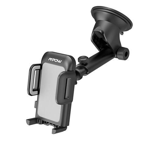 Adjustable Dashboard Cellphone Mount Holder, Strong Sticky Gel Pad