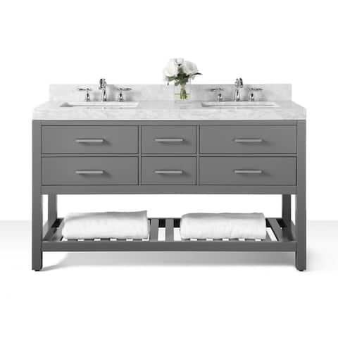 Wondrous Buy Grey Bathroom Vanities Vanity Cabinets Online At Download Free Architecture Designs Grimeyleaguecom
