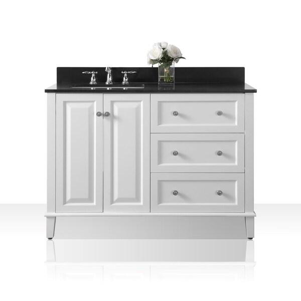 Shop Ancerre Designs Hannah Left-side Vanity Set with ...