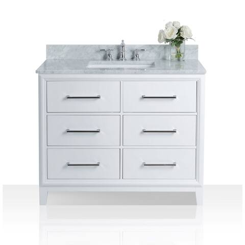 Buy 42 Inch Bathroom Vanities & Vanity Cabinets Online at ...