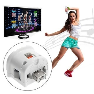Motion Plus Adapter Sensor Console Remote Wireless Wiimote Controller