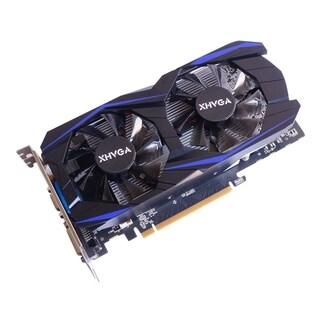 GDDR5 4GB 128Bit PCI-E Video Game Graphics Card For NVIDIA DeForce - Blue & Black