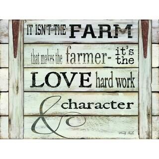 Decorative Wall Sign- It Isn't the Farm