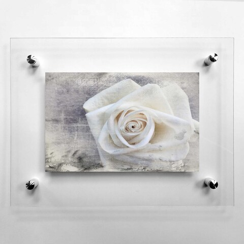 Dreamy Cottage Chic 1 Acrylic Wall Art