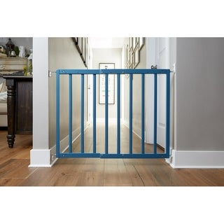 Link to Primetime Petz Safety Mate Pet Gate - The Safety Gate for All Similar Items in Child Safety