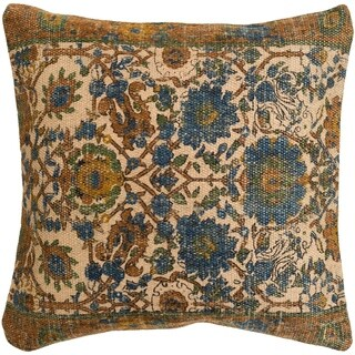 Decorative Lewes Multi 20-inch Throw Pillow Cover