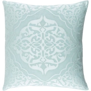 Decorative Fort Collins Mint 20-inch Throw Pillow Cover
